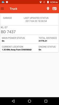 FaztLorry-TruckerApp apk screenshot