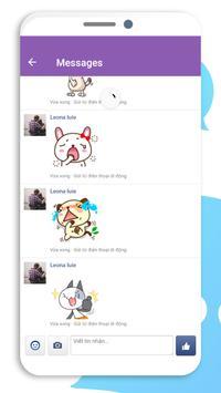 Lite For Messenger and Lite For Facebook screenshot 2