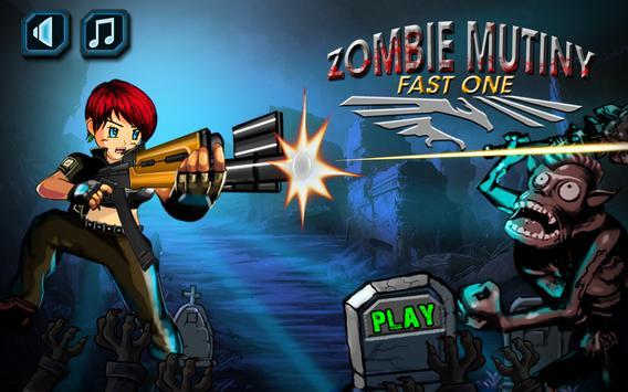Zombie Mutiny poster
