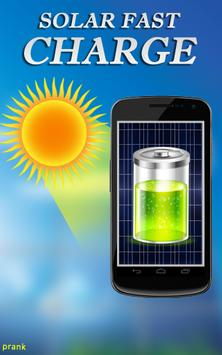 Solar Charger - Prank apk screenshot