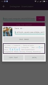 FstSave For Instagram & Facebook screenshot 1