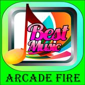 Arcade Fire The Suburbs icon