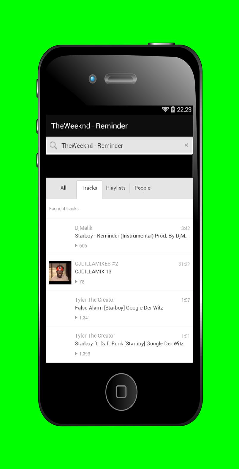 The Weeknd Reminder Song For Android Apk Download