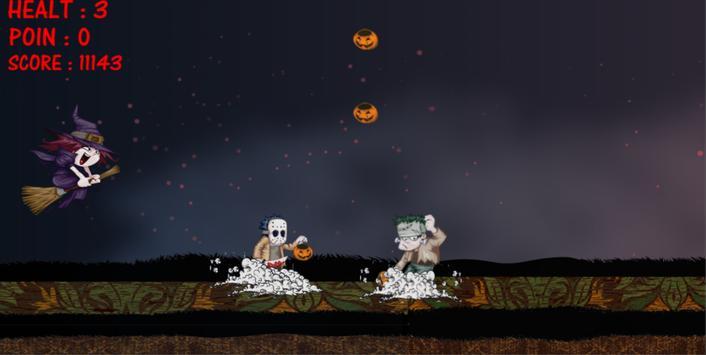 Halloween Run apk screenshot