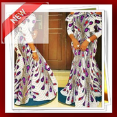 Ankara fashion style ideas icon