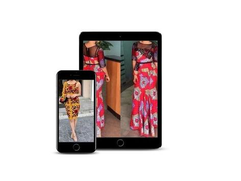 Ankara fashion style ideas apk screenshot