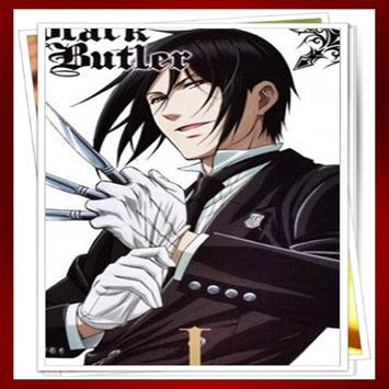 Black butler wallpapers poster
