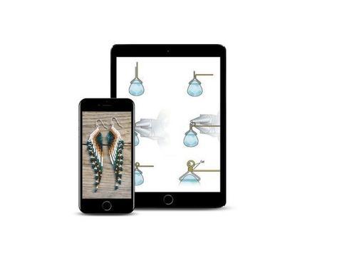 Craft making jewelry tutorial apk screenshot