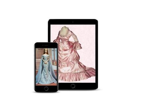 Fashion doll dresses apk screenshot