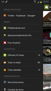 FAQsAndroid apk screenshot