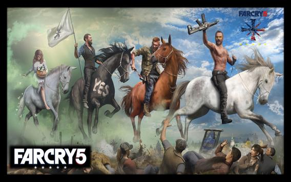 Far Cry 5 PS 4 2018 Final Review Game poster
