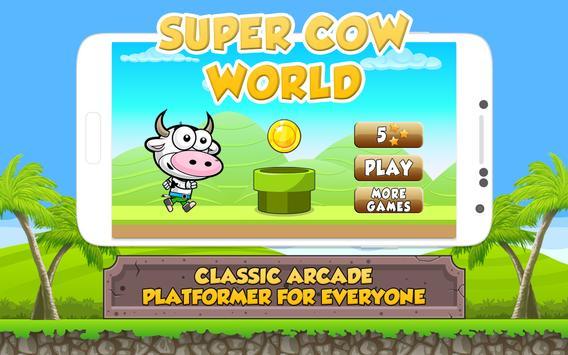 Super Cow Farm poster