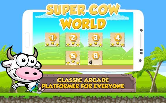 Super Cow Farm screenshot 1