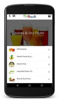 Farm2Kitchen - Organic Foods screenshot 3