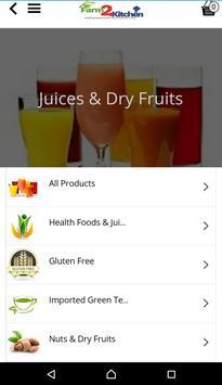 Farm2Kitchen - Organic Foods screenshot 10