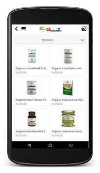 Farm2Kitchen - Organic Foods screenshot 6