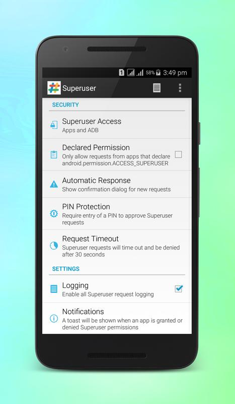 download superuser apk for android 2.3