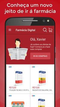 Farmácia Digital poster