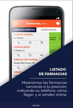 Farmacias.com - Buscador poster