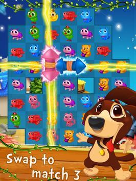 Farm Animals Match 3 screenshot 3