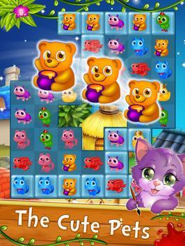 Farm Animals Match 3 screenshot 4