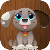 Animal Puzzles for Kids icon