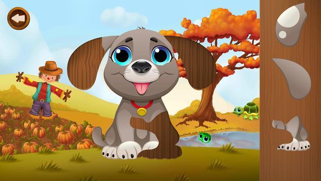 Puzzle Animaux pour Enfant capture d'écran 4