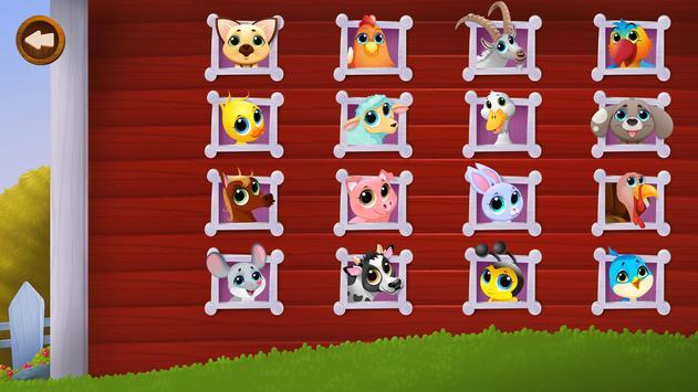 Puzzle Animaux pour Enfant capture d'écran 1