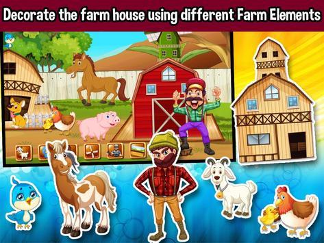 Farm House Builder screenshot 9
