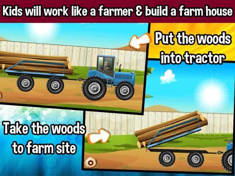 Farm House Builder screenshot 2