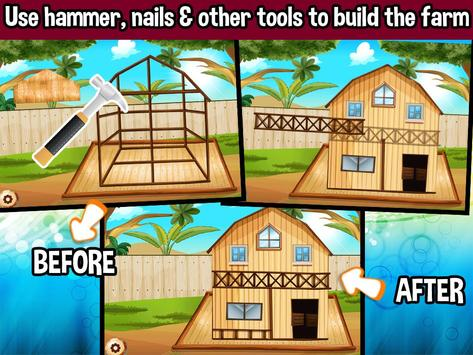 Farm House Builder screenshot 3