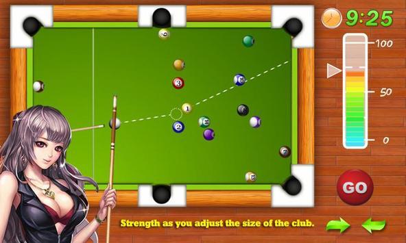 Master Billiard 8 Pool screenshot 3