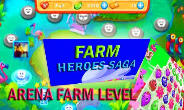 Guides FARM Heroes-Saga apk screenshot