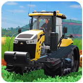 Tractor Farming 2018 : Cargo Transport Driving 3D icon