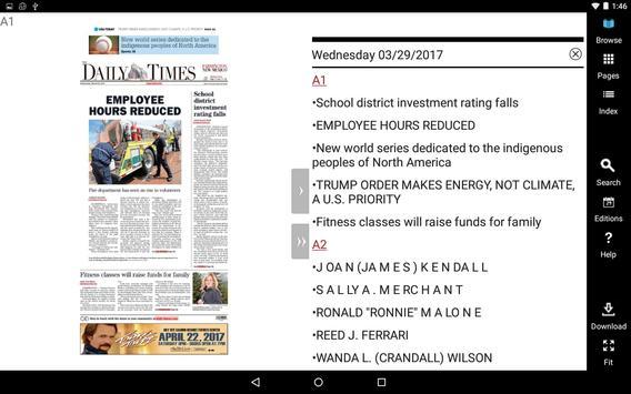 Farmington Daily Times Print apk screenshot