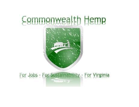 Commonwealth Hemp poster