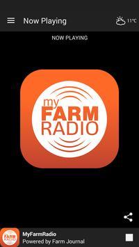 MyFarmRadio poster