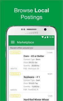 FarmLead - Grain Marketplace apk screenshot