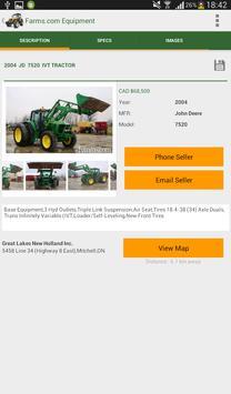 Farms.com Used Farm Equipment apk screenshot