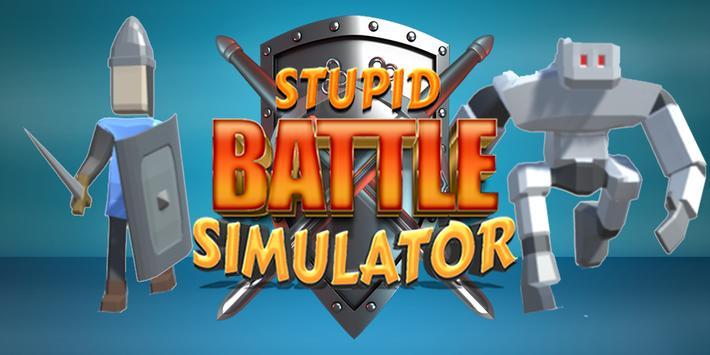 Stupid Battle Simulator poster