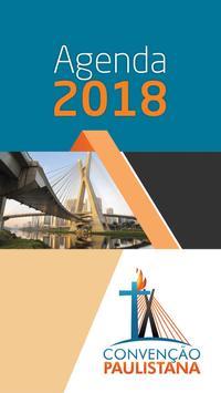 Convenção Paulistana poster
