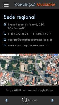 Convenção Paulistana screenshot 3
