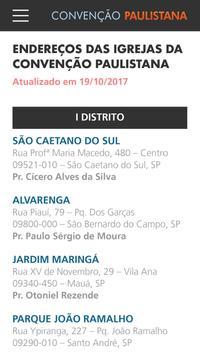 Convenção Paulistana screenshot 4