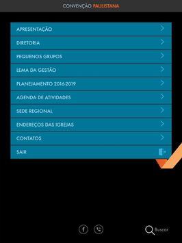 Convenção Paulistana screenshot 7