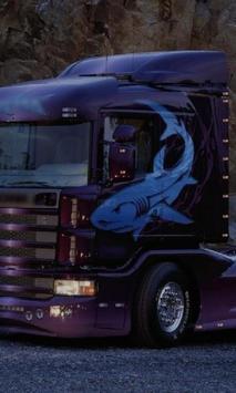 Best Big Trucks Wallpapers poster