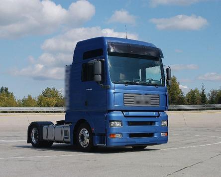 Best Themes MAN TGA Trucks apk screenshot
