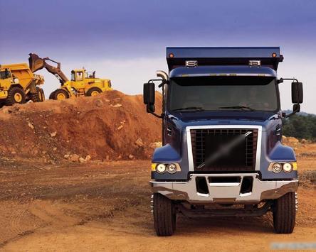 Best Wallpapers Volvo Trucks apk screenshot