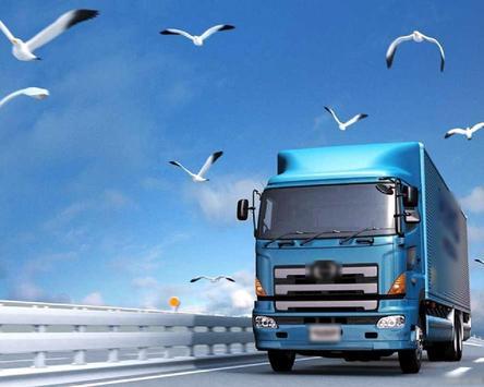 Big Trucks Themes apk screenshot