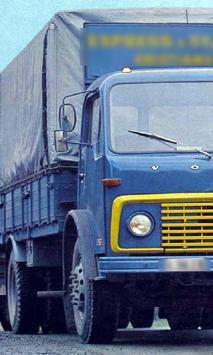 Top Themes Volvo F Trucks poster