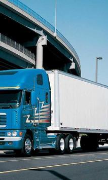Themes Freightliner ArgoTrucks poster